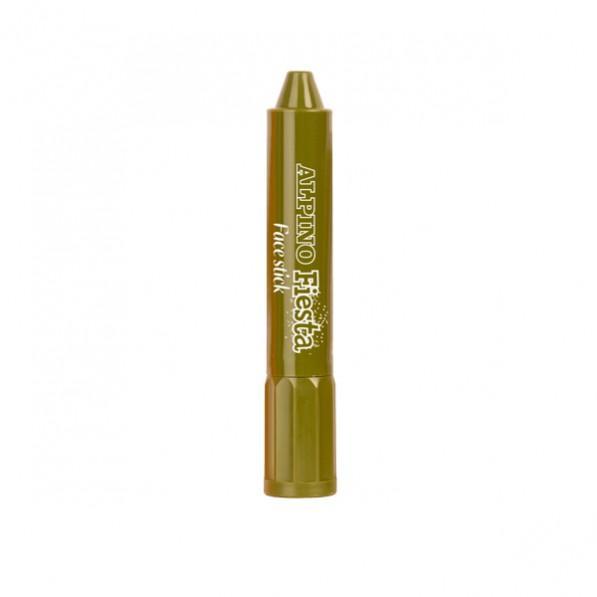 Creion pentru machiaj, ALPINO Fiesta - verde camuflaj