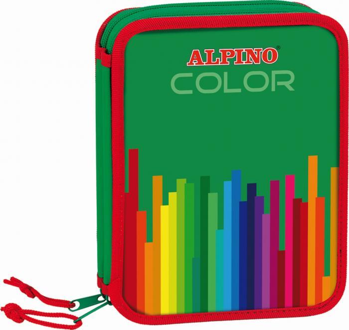 Penar mare dublu, cu fermoar, echipat, ALPINO Color 2