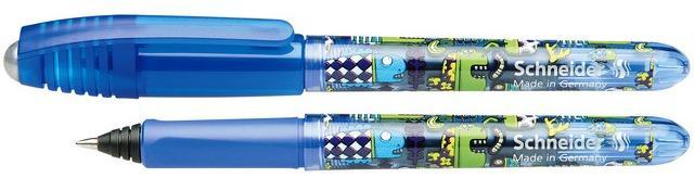 Roller cu cartus SCHNEIDER Zippi - design corp albastru 2