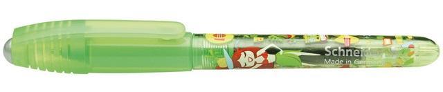 Roller cu cartus SCHNEIDER Zippi - design corp verde 2