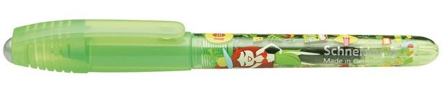 Roller cu cartus SCHNEIDER Zippi - design corp verde 1