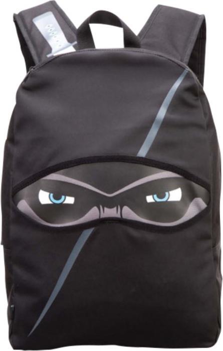 Rucsac ZIP..IT Ninja - negru - EAN 7290103194260 0