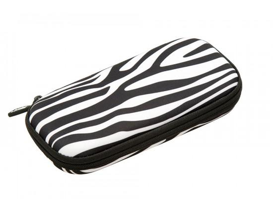 Penar cu fermoar, ZIP..IT Colorz box - zebra - EAN 7290103196899