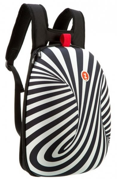 Rucsac ZIP..IT Shell - zebra - EAN 7290106145894