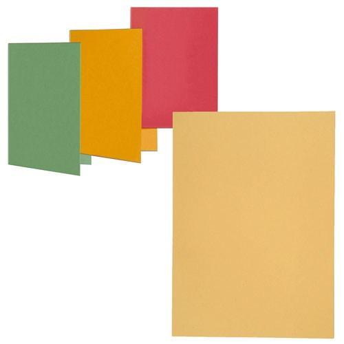 Dosar carton simplu ELBA - orange 0