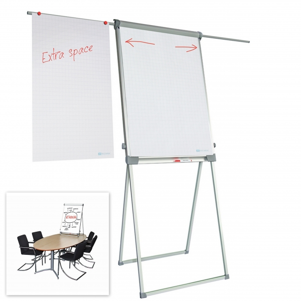 Flipchart magnetic Smit Shift