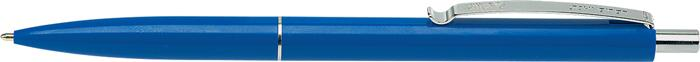 Pix SCHNEIDER K15, clema metalica, corp albastru - scriere albastra 1
