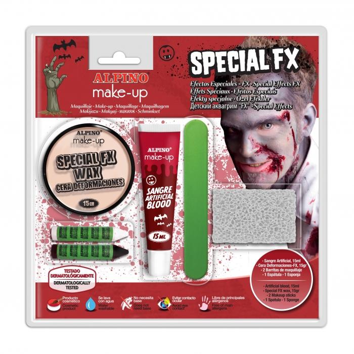 Set machiaj ALPINO Make-Up Special effects FX 0